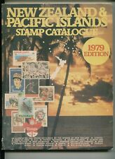 New Zealand & Pacific Island Stamp Catalogue 1979 Edition Book 176 Pages