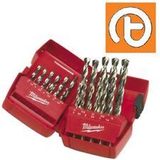 Milwaukee 19pce Thunderweb HSS Twist Drill Set 1.0 - 10.0mm