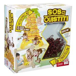 SOS OUISTITI Original - Jeu de société - Mattel - NEUF