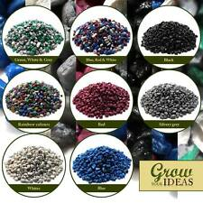 Steller Strikingly Colourful Gravel for Garden Aquarium Terrariums 5-8MM | 500G
