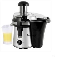 Lloytron Kitchen Perfected 250w 0.3Ltr Half Fruit Juice Extractor - Black
