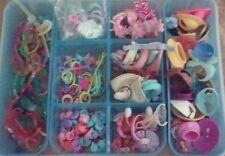 littlest pet shop accessoies lot 8PC clothes glasses hat collar etc blind bag