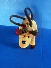 "Adorable~9-10"" Plush REINDEER PURSE~Perfect for Christmas!!"