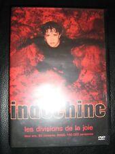 DVD indochine les divisions de la joie BE 2002 sirkis
