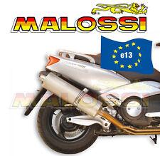 Pot D'échappement Complet MALOSSI Maxi Wild Lion YAMAHA T-MAX 500 de 2001 à 2007