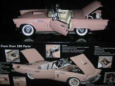 '57 Ford Thunderbird  Die Cast