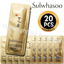Sulwhasoo Concentrated Ginseng Renewing Cream EX Light 1ml x 20pcs (20ml) Sample