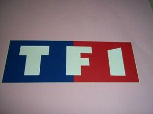 autocollant TF1