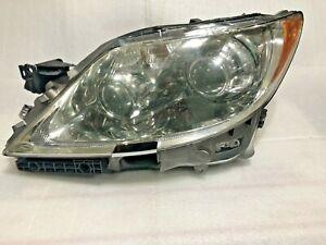 LEXUS LS460 OEM HEADLIGHT DRIVER SIDE LEFT 07-09 HID XENON CLEAN AFS COMPLETE