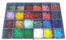24 Color Multi Bead Collection for Arts and Crafts