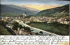 Brixen Italien Italia Trentino Südtirol ~1900 Panorama Kirche Landschaft Berge