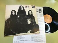 Fanny Fanny Hill lp original vinyl w/lyric insert female rock 1972 ms2058 rare!