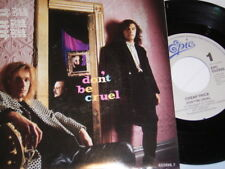 """7"""" - Cheap Trick Don´t be cruel & I know what i want Live - 1988 MINT # 3299"""