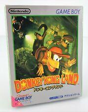 Donkey Kong Land - Jeu Game Boy JAP Japan complet (2)