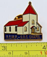 RCMP GRC Chapel Royal Canada Mounted Police Collectible Pin