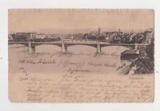 Basel,Switzerland,Totalansicht,Canton Basel-Stadt,Used,Basel,1901