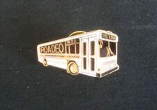 RTA Metro Bus Shaped Roadeo Transit Enamel Lapel Pin
