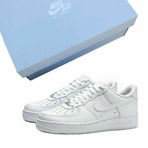AIR FORCE 1'07 Sneaker Womens Mens Sports Shoes Sneakers Low Size UK 3-10 Lot