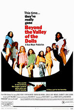 Beyond The Valley Of The Dolls - 1970 - Movie Poster