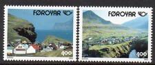 Faroe Islands Mnh 1993 Sg239-40 Tourism