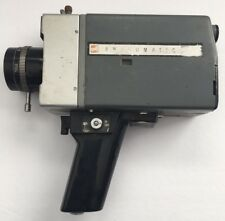 VINTAGE GAF ANSCOMATIC MOVIE CAMERA S82 SUPER EIGHT CARTRIDGE FILM PARTS DISPLAY