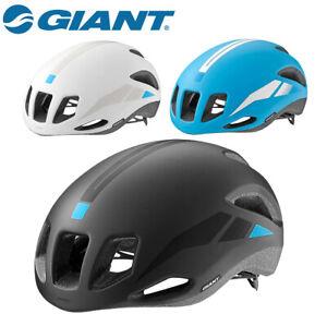 Giant Rivet Aerodynamic Road Cycling Helmet - Black, Blue