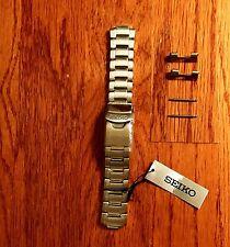 Seiko SNZH 53/55/57 Bracelet Stainless Steel Original Brand New