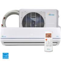 Senville 24000 BTU Mini Split Air Conditioner with Ductless Heat Pump ENERGYSTAR