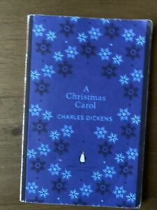 Penguin English library: A Christmas carol by Charles Dickens (Paperback /