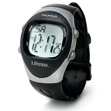 Lifemax Talking Big DIGIT Watch - Lm408