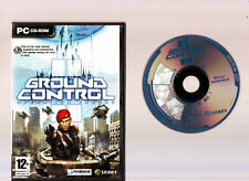 GROUND CONTROL II (2) OPERATION EXODUS. GREAT REAL TIME STRATEGY GAME FOR PC!!
