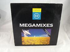 Level 42 Megamixes Original Oz Press 1989