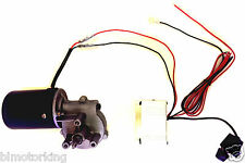 12v Worm Gear Motor PWM Variable Speed Gearmotor 50RPM