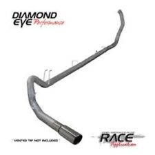 Diamond Eye K4362A Turbo-back Single Exhaust Systems For Ford 6.4L Diesel