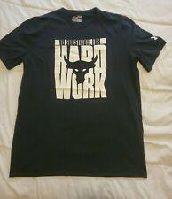 Mens Under Armour Loose Shirt Size Medium Project Rock Logo