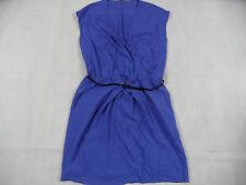 ESPRIT schönes Sommerkleid royalblau Gr. 42 NEU