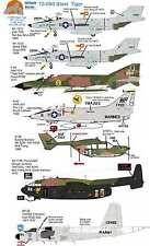 Wolfpak Decals 72-090 Steel Tiger Fairchild McDonnell Phantom Skyhawk Lockheed