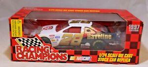 Racing Champions Diecast Replica 1:24 1997 Edition #28 Havoline Texaco
