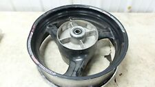 97 Honda CBR 1100 CBR1100 XX Blackbird rear back wheel rim