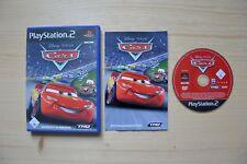 Ps2-Disney Pixar: Cars - (OVP, con instrucciones)