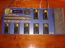 Boss GT3 guitar effects processor