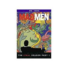 Mad Men The Final Season Part 1 - 3 Disc Set (2014 DVD New)