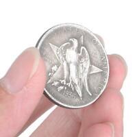 Gli Stati Uniti 1936 D Texas Brass Silver Dollar Collezione vintage moneta