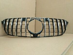 48CS FRONT BUMPER GRILLE FOR 2015 ONWARD BENZ GLE CLASS W292 43 AMG PANAMERICANA
