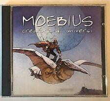 MOEBIUS: CREATORE DI UNIVERSI (CD-ROM) -Invio Dei File Per Email Con WETRANSFER-