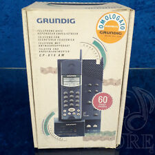 ►GRUNDIG CP-810 AM◄TELEFONO VINTAGE CON SEGRETERIA TELEFONICA ANSWERING MACHINE