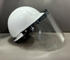 Helmet with face Protector For Work Made In Usa