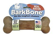 Pet Qwerks BBB2 Bacon Barkbone Nylon Chews for Dogs Large Free2dayship Taxfree