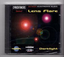 (JN152) Cybertracks Ltd NVRCD 811: Lens Flare, Darklight - Sealed CD