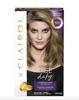 Clairol Age Defy Expert Collection 8A Medium Ash Blonde Hair Color